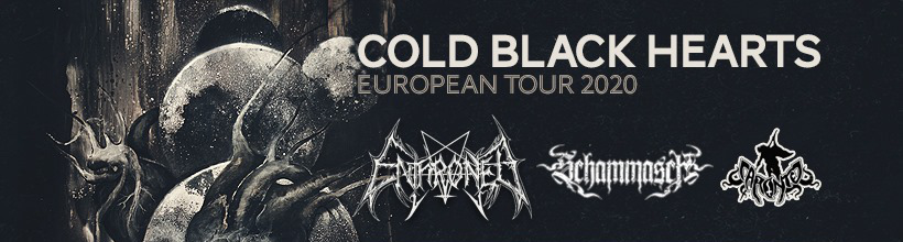 Cold Black Hearts Tour 2020 – Vorbericht