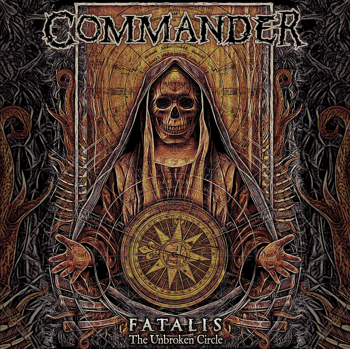 Commander – Fatalis (The Unbroken Circle)