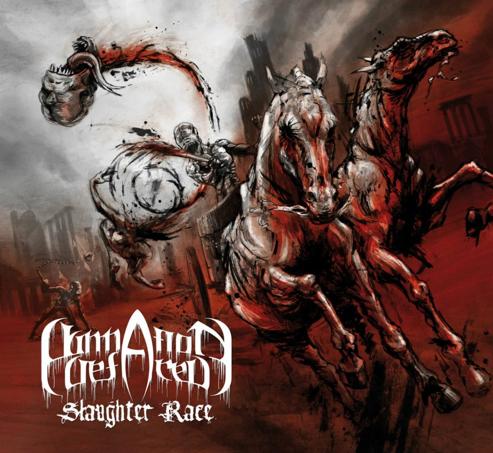 Damnation Defaced – Slaughter Race