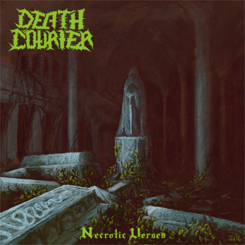 Death Courier – Necrotic Verses