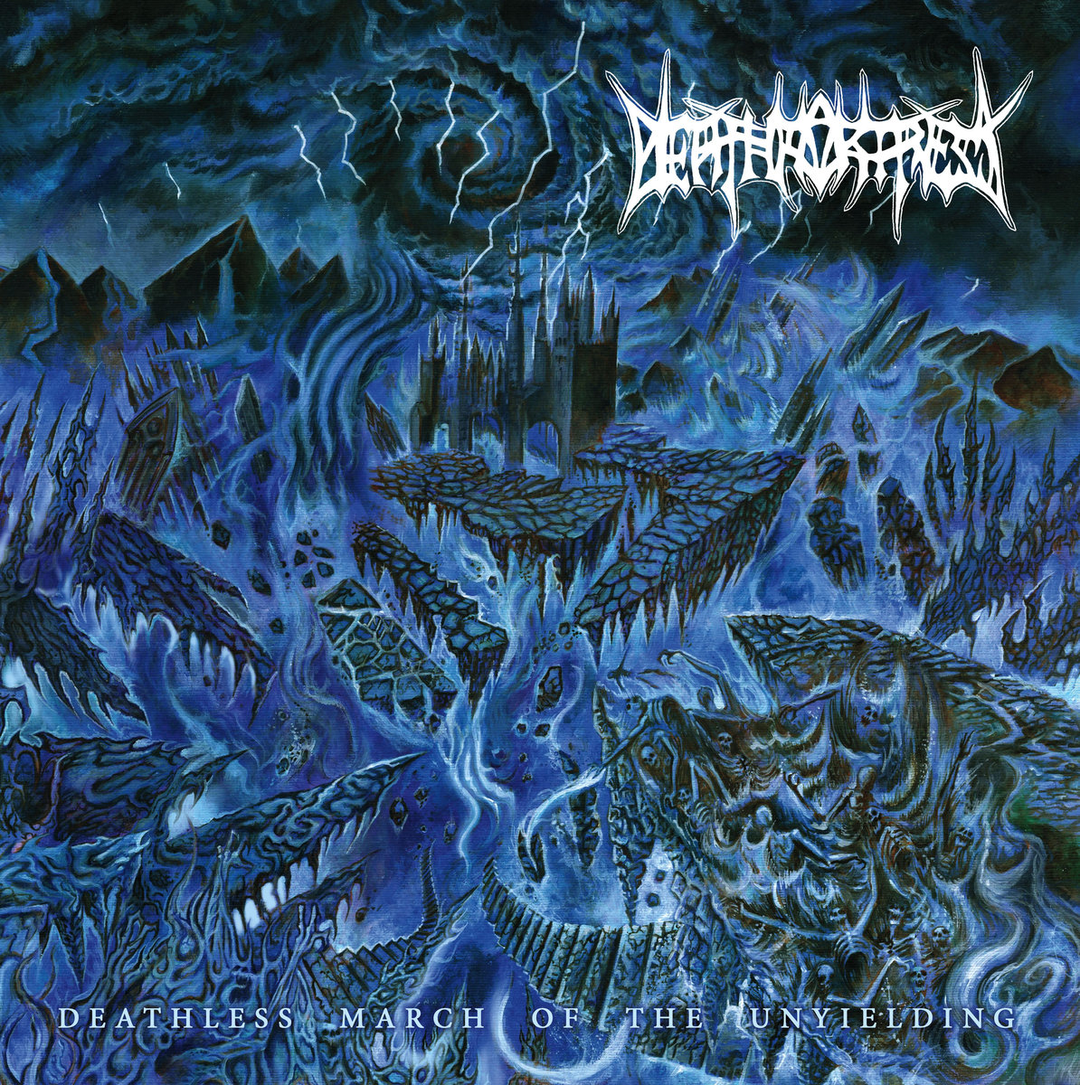 Death Fortress – Deathless March Of The Unyielding