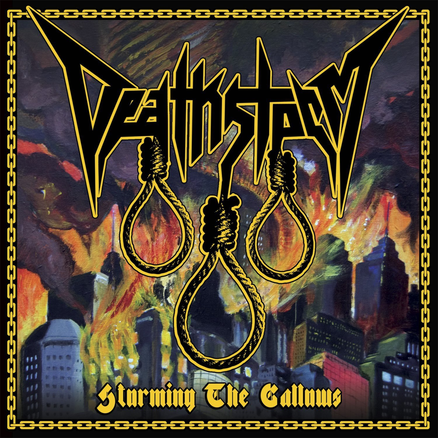 Deathstorm – Storming The Gallows
