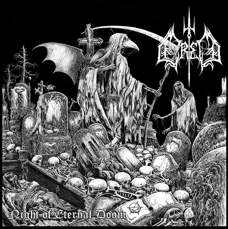 Ered – Night Of Eternal Doom