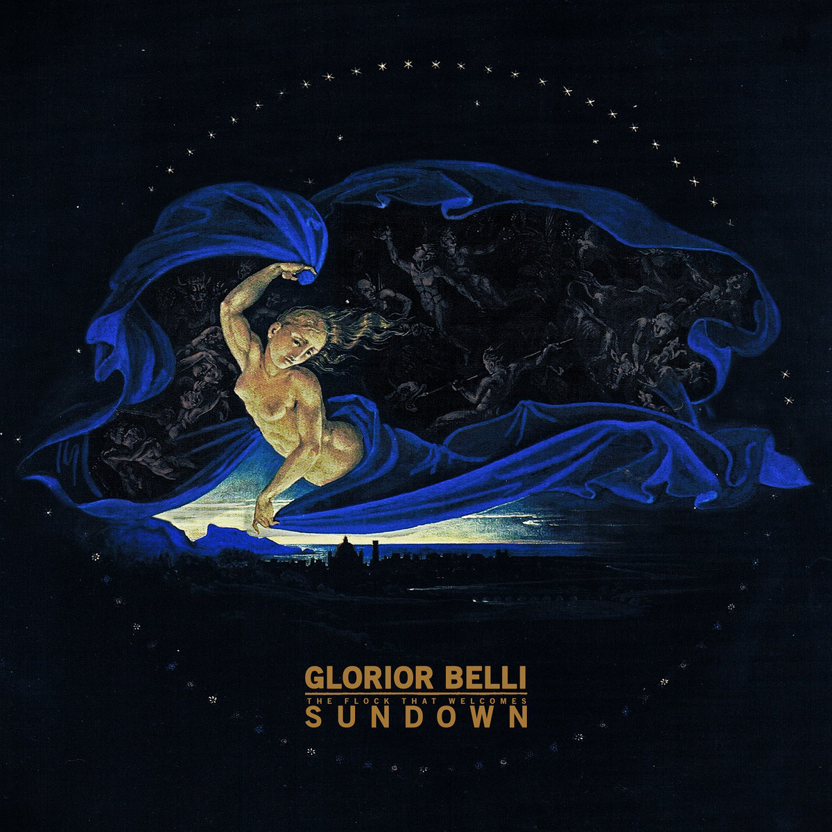 Glorior Belli – Sundown (The Flock That Welcomes)