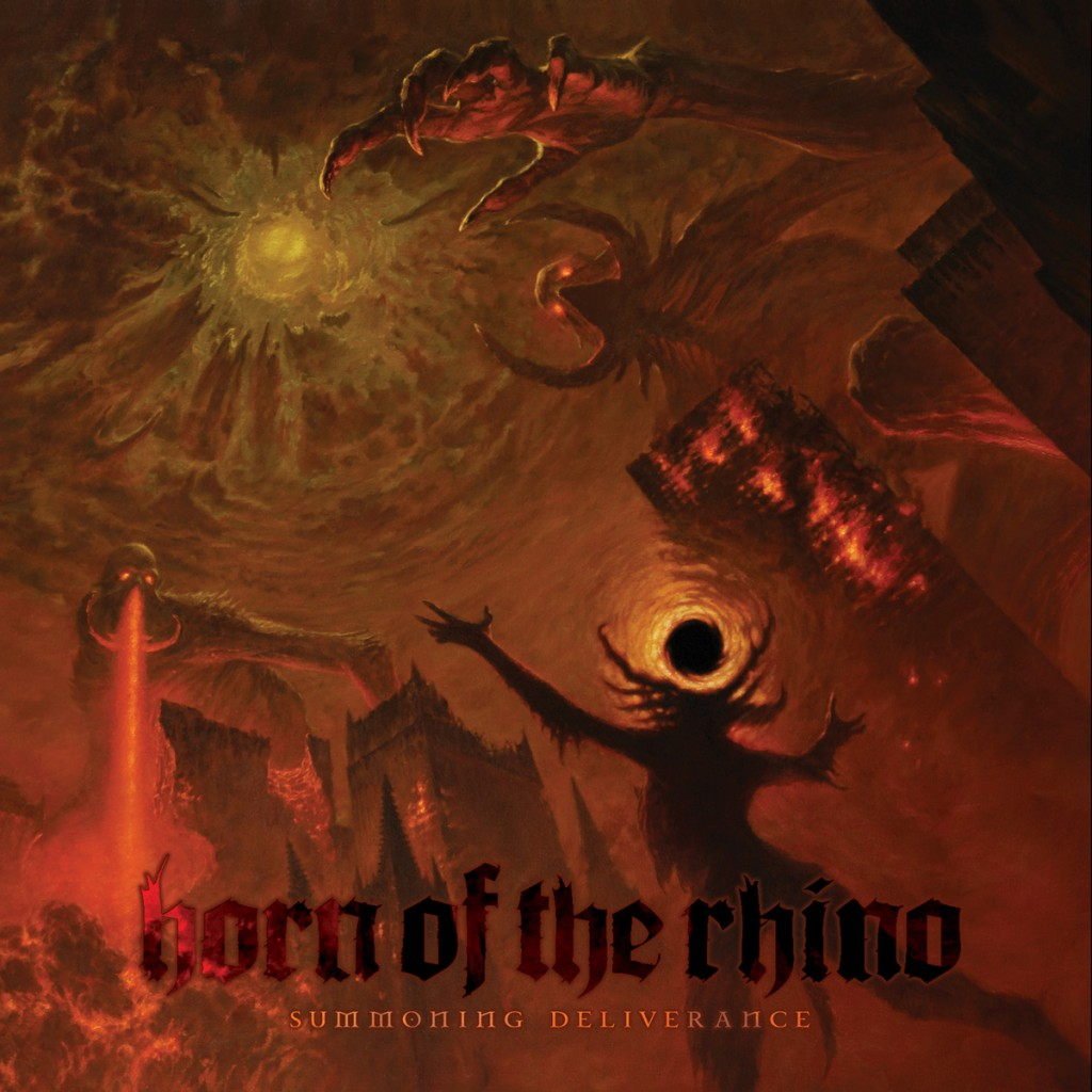 Horn Of The Rhino – Summoning Deliverance
