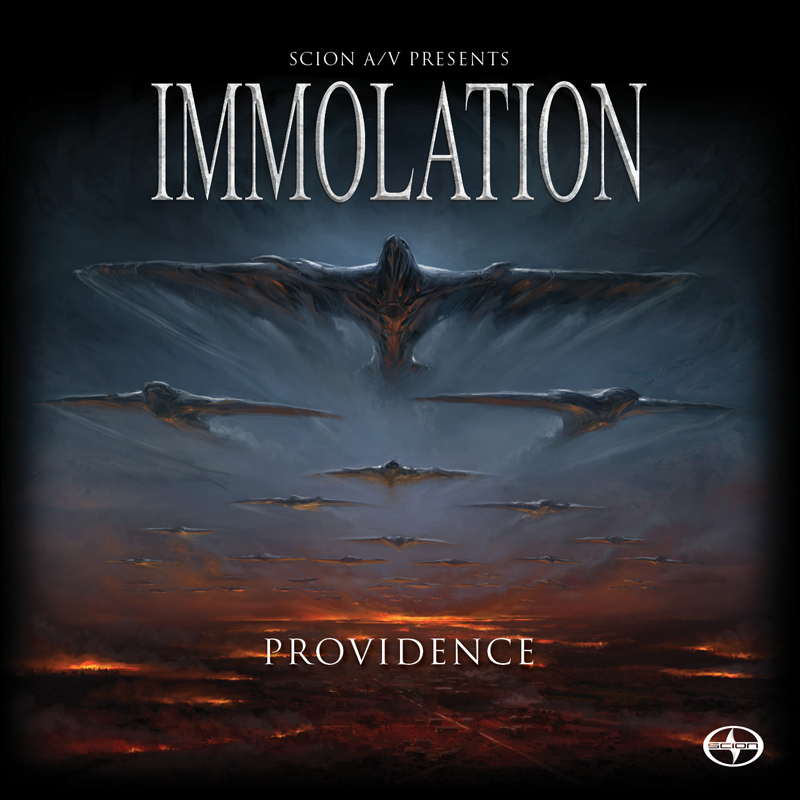 Immolation – Providence