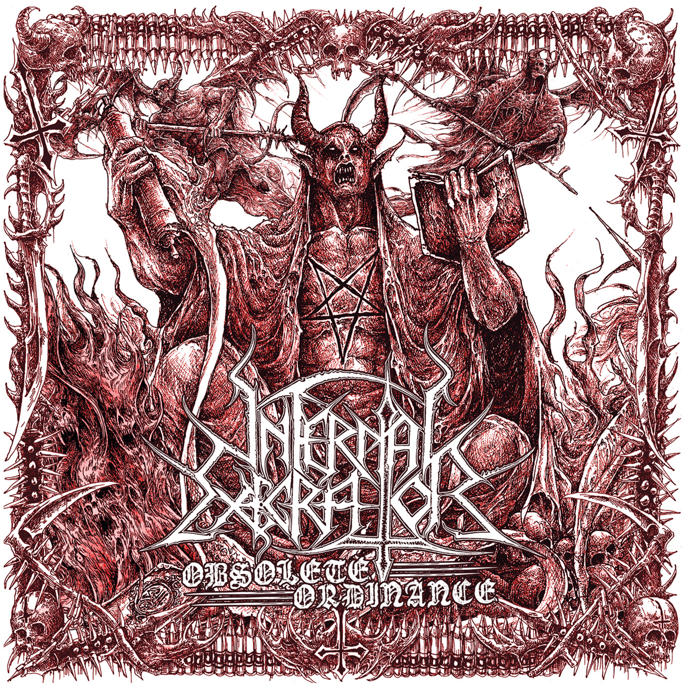 Infernal Execrator – Obsolete Ordinance