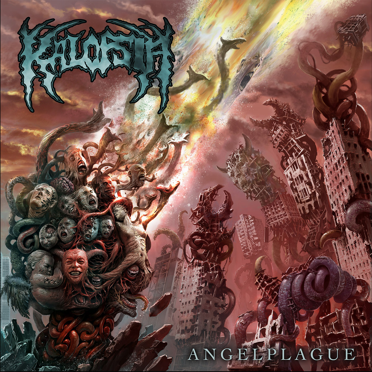 Kalopsia – Angelplague