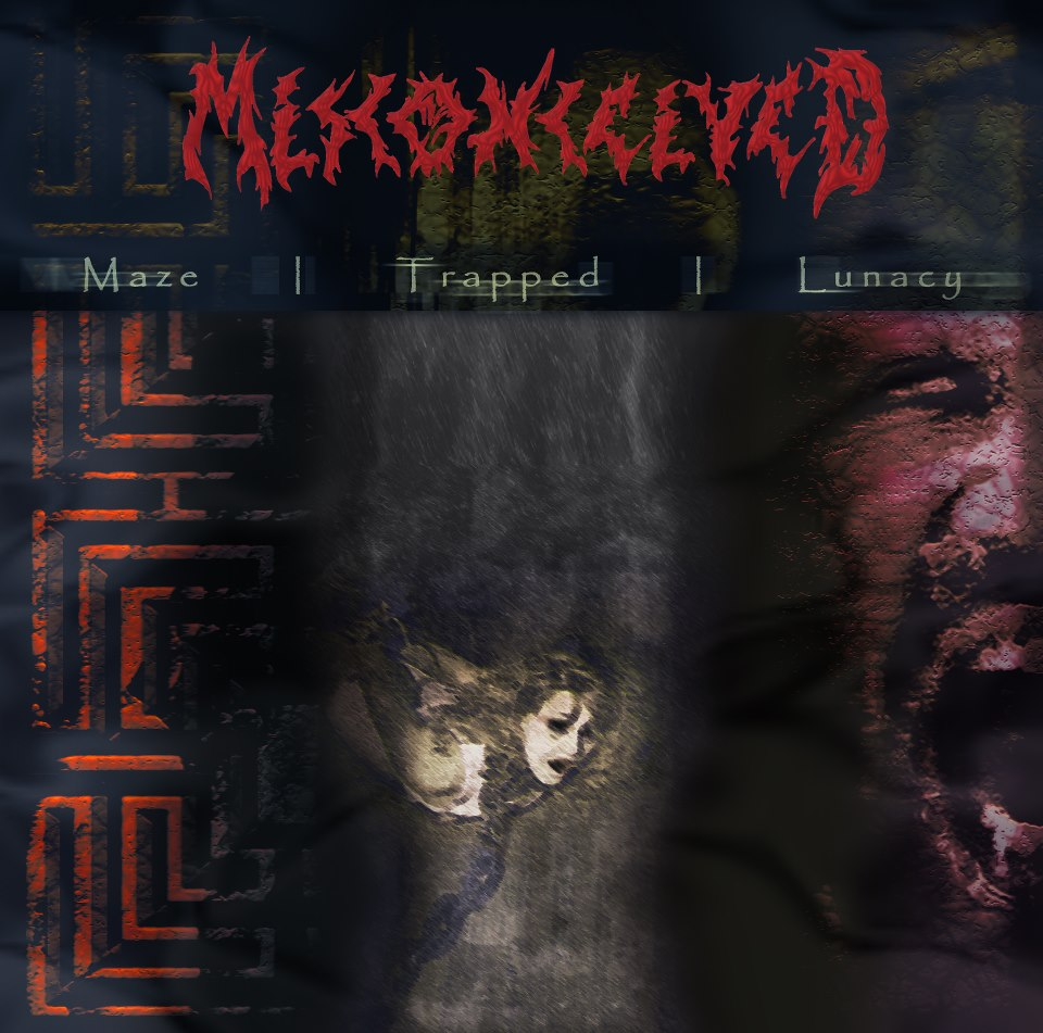 Misconceived – Maze Trapped Lunacy