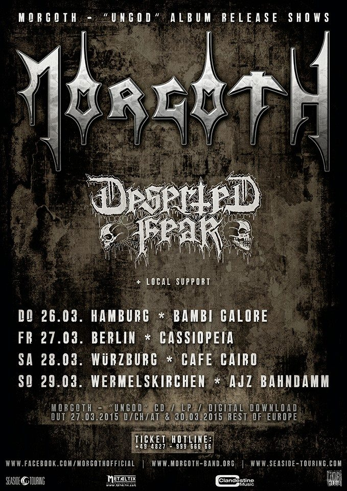 Ungod – Release Shows – Vorbericht