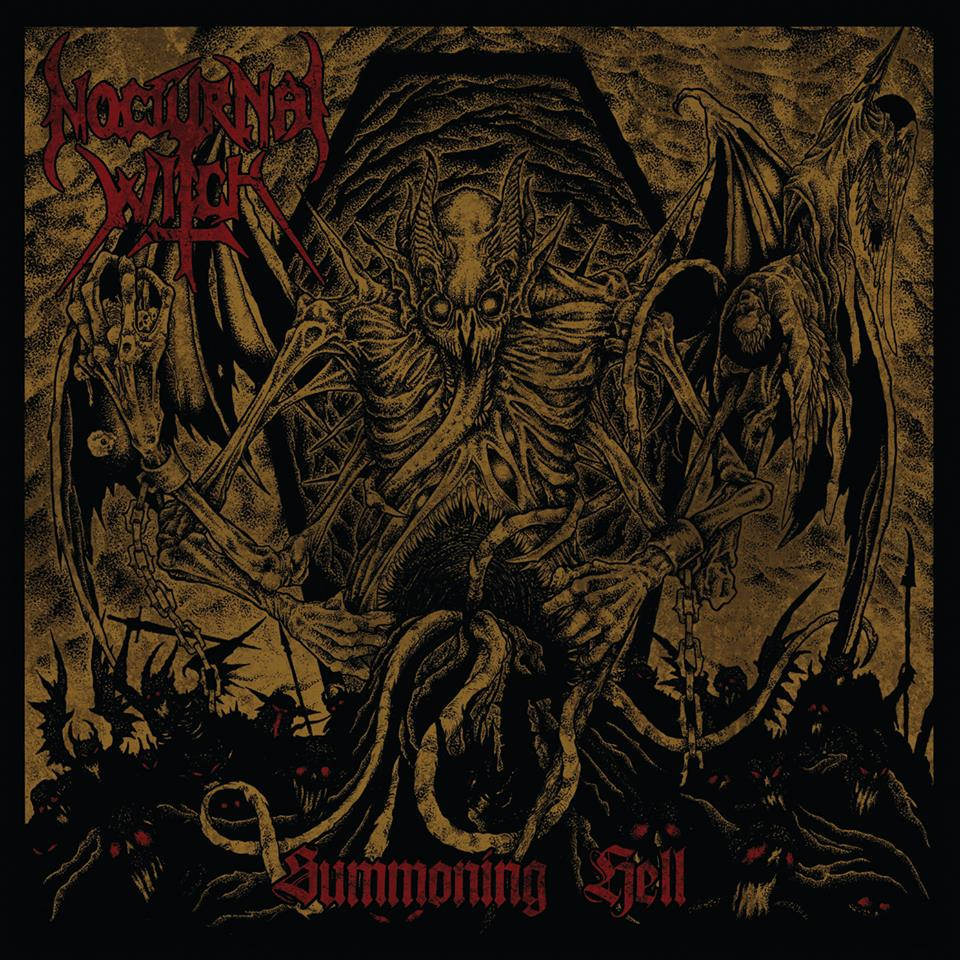Nocturnal Witch – Summoning Hell
