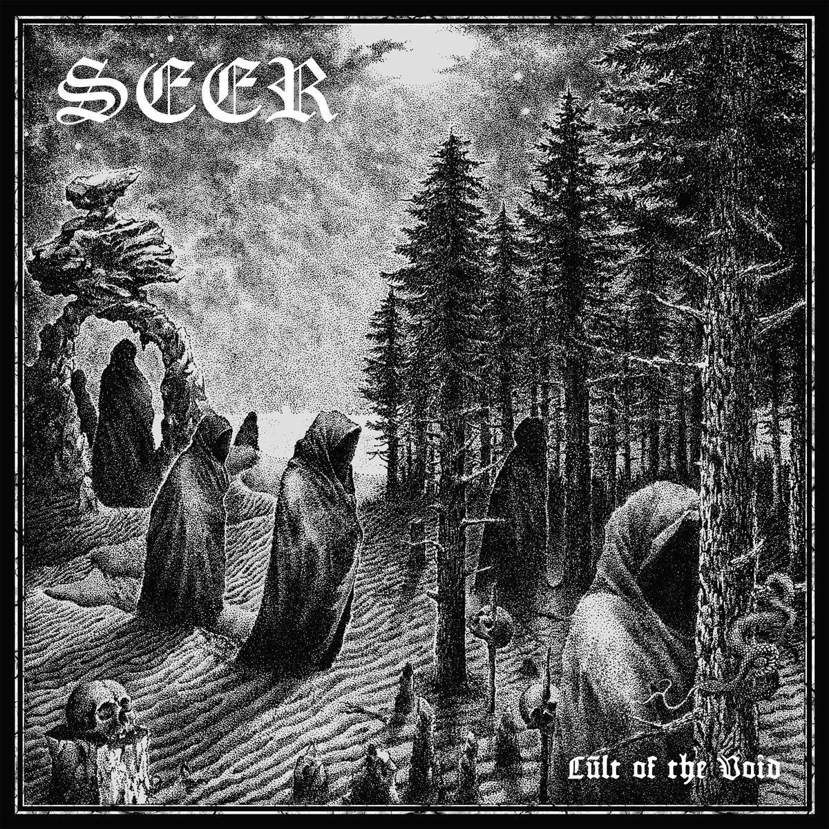Seer – Vol. III & IV – Cult Of The Void