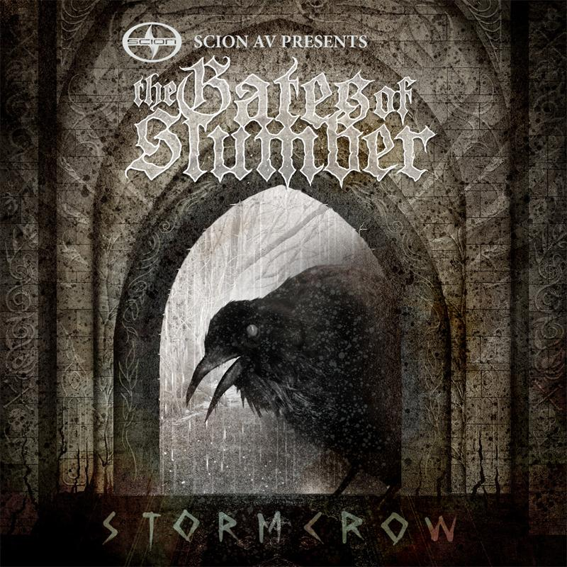 The Gates Of Slumber – Stormcrow