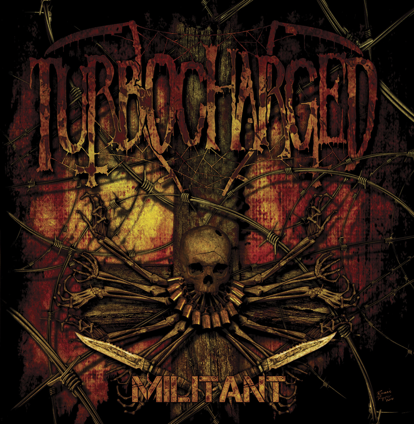 Turbocharged – Militant