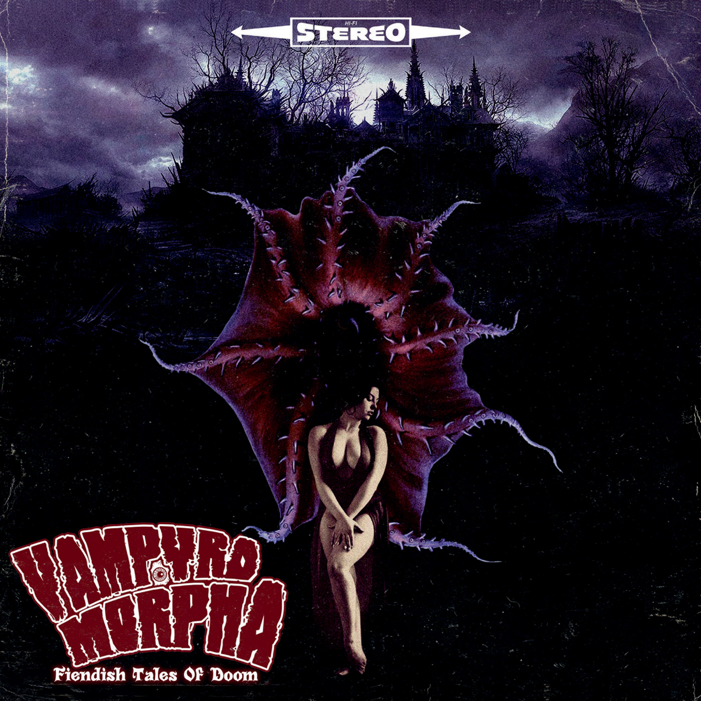 Vampyromorpha – Fiendish Tales Of Doom