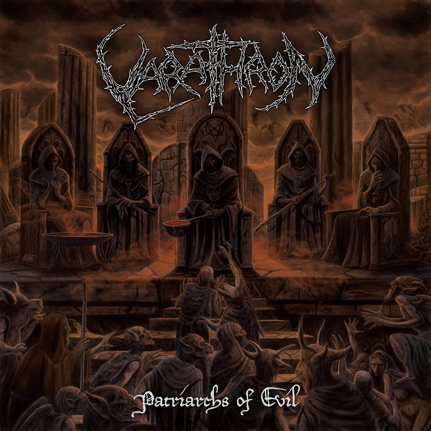 Varathron – Patrichars Of Evil