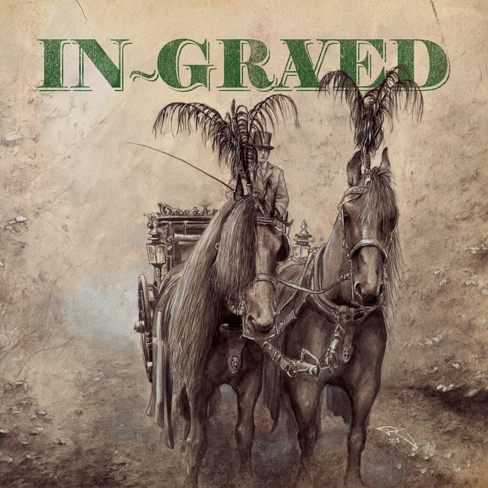 Victor Griffin's In-Graved – In-Graved