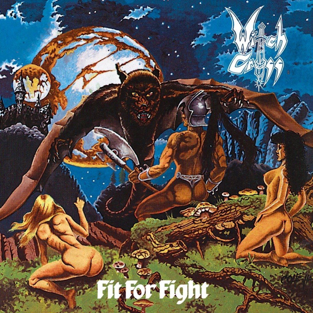 Witch Cross – Fit For Fight